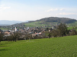 Skyline of Hägglingen