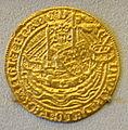 Half Noble, Edward III, 1351-1361 - Bode-Museum - DSC02741.JPG