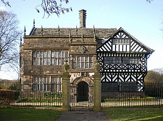 Hall i th Wood Grade I listed English country house in Bolton, United Kingdom