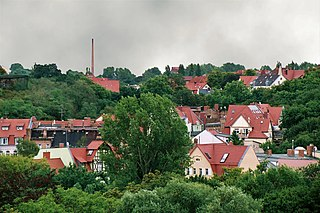 Halle (Saale), view from the Ochsenberg to east.jpg