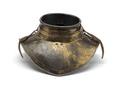 Halskrage från 1620 cirka. Del av Hertig Karl Filips tornérrustning - Livrustkammaren - 97401.tif