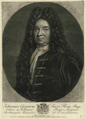 Hans Caspar von Bothmer - Hans Caspar von Bothmer