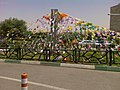 Happiness, Terminal-e Khavaran, Tehran, Iran جشن نیمه شعبان، ترمینال خاوران، تهران - panoramio.jpg