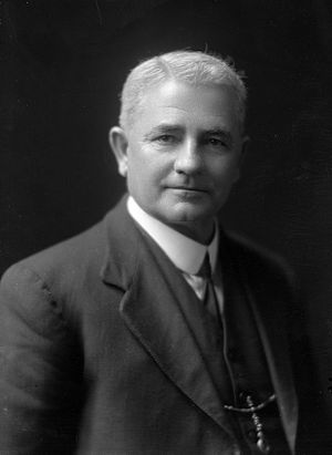Leader of the New Zealand Labour Party - Image: Harry Holland (1925)