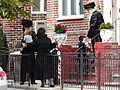 Hasidic Family Scene - Borough Park - Hasidic District - Brooklyn - New York.jpg