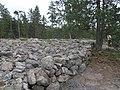 Hautaröykkiökentän reunaa, Stone heap fields outline.jpg