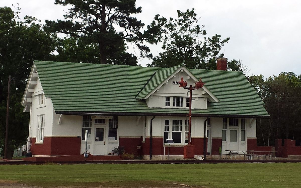 Rock Island Depot Hazen Arkansas Wikipedia