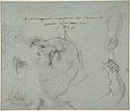 Head of a Woman (recto); Head of a Child, Study of Children's Forearms (verso) MET DP809490.jpg