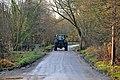 Heading for the fields - Llantrithyd - geograph.org.uk - 1716821.jpg
