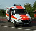 Heidelberg-Wieblingen - Rettungszentrum Wieblingen - DLRG Heidelberg - Mercedes-Benz Sprinter I - HD-WR37 - 2018-04-22 17-44-51.jpg