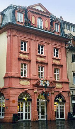 Heidelberg Hofapotheke