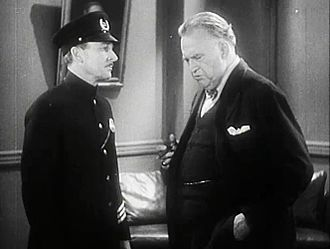 James Marcus (American actor) - Hooper Atchley and James A. Marcus (right) in Hell's House (1932).