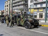 Hellenic Army - HMMWV - 7225