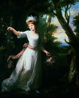 Laura Pulteney, 1st Countess of Bath British noble