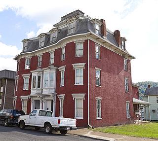 Henry Gassaway Davis House