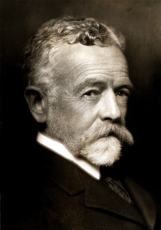 Massachusetts Republican Party - Fmr U.S. Senator Henry Cabot Lodge (MA-R), Mass Republican Party Chairman (1883-1884)
