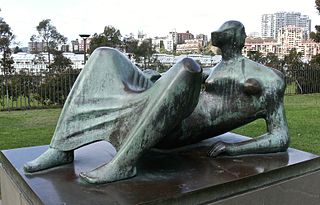 Reclining Figure: Angles