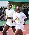 Henry Wanyoike and Joseph Kibunja 20070310.jpg