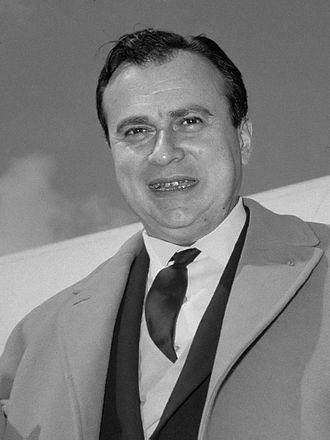 Henryk Szeryng - Henryk Szeryng, 1964