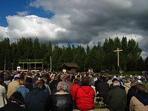 Awakening (religious movement) - Herättäjäjuhlat awakening festival in Seinäjoki, 2009