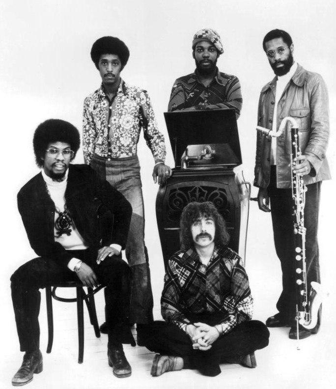 Herbie Hancock and The Headhunters 1975