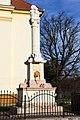 Hercegszántó, Szentháromság-szobor 2020 01.jpg
