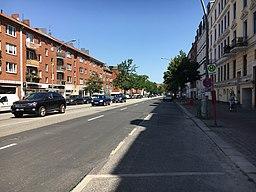 Herderstraße in Hamburg