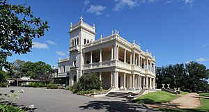 Star of the Sea College - Heritage Kamesburgh Gardens in Brighton, Victoria