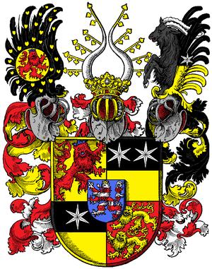 Landgraviate of Hesse - Image: Hessen Wappen 1548