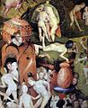 Hieronymus Bosch, Garden of Earthly Delights tryptich, centre panel - detail 5.JPG