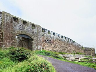 High Knoll Fort - High Knoll Fort Gate