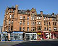 High Street tenements, Glasgow.JPG