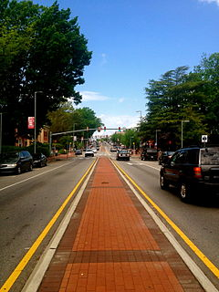 Hillsborough Street
