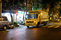 Hino 500 of President Logistics International Parked in Front of 7-Eleven Tayou store 20150809.jpg