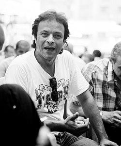 Hisham Abdallah in Tahrir.jpg