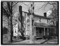 Historic American Buildings Survey. - Exum House, Fremont, Wayne County, NC HABS NC,96-FREMO.V,1-1.tif