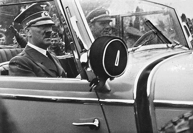 Визит в захваченную Польшу, 1939