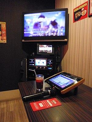 Salaryman - Hitokara at Karaoke-Box