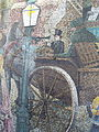 Holloway Circus - Horse Fair mural mosaic (8383013127).jpg