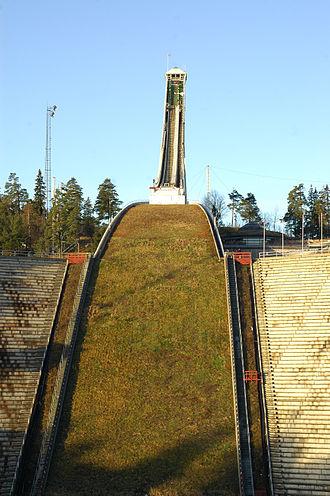 Holmenkollen - Holmenkollen Norway