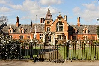 James Fowler (architect) - Holy Trinity Hospital, West Retford,1872. (geograph 5306266)