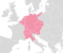 középkori dinasztia flört német)