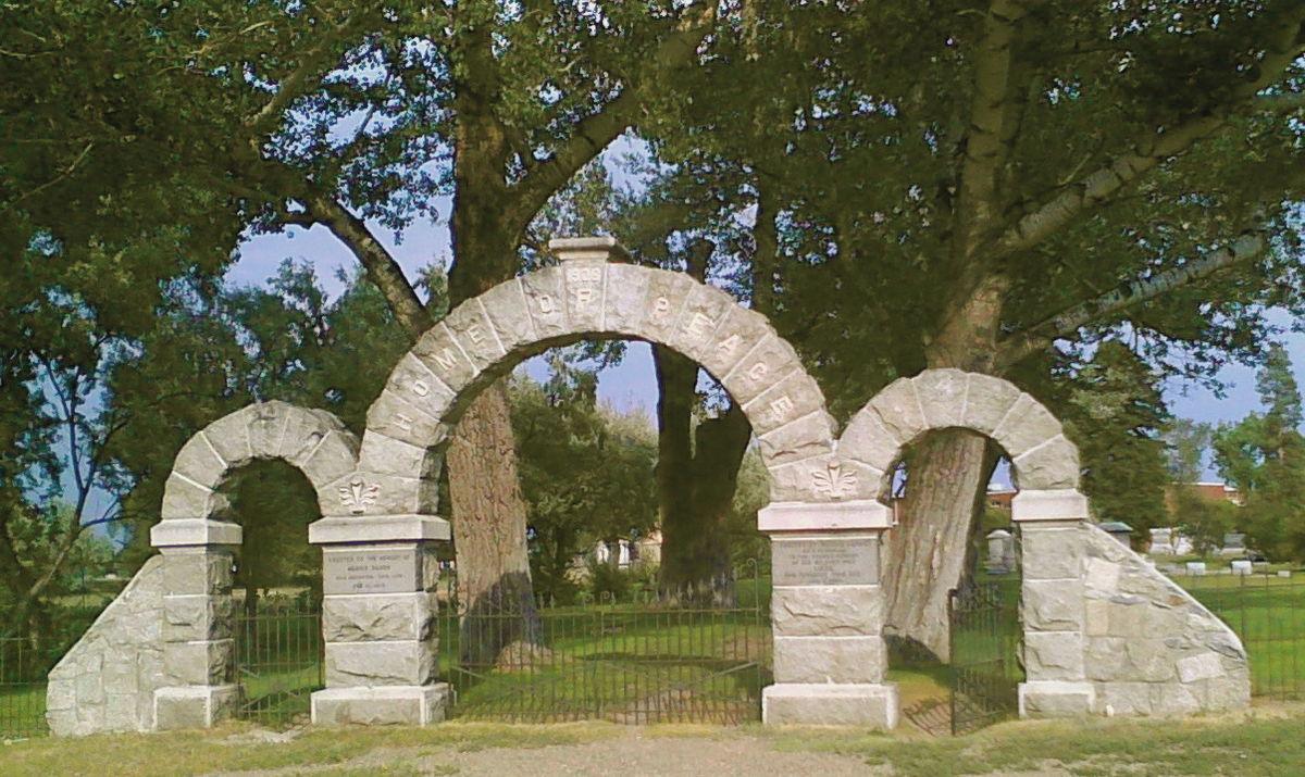 Home of Peace Cemetery (Helena, Montana) - Wikipedia