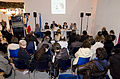 Homenaje a Juan Gelman en el Salón del libro de París (13310826213).jpg