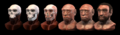 Homo heidelbergensis - forensic facial reconstruction.png