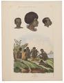 Homo sapiens - Ethiopië - 1700-1880 - Print - Iconographia Zoologica - Special Collections University of Amsterdam - UBA01 IZ19500009.tif