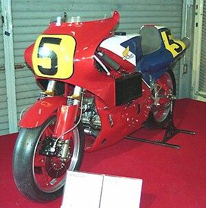 Honda NR500 - Honda NR500 (1979, Takazumi Katayama)