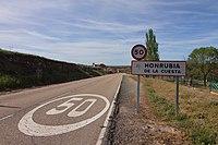 Honrubia de la Cuesta, población desde SG-A-9321.jpg