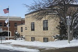 Horicon, Wisconsin - Image: Horicon Wisconsin City Hall