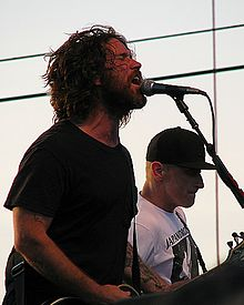 Hot Water Music at Stone Pony Summer Stage Asbury Park NJ LHCollins 06222013.jpg